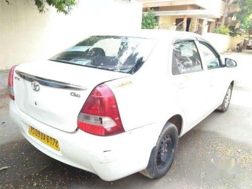 Used Toyota Etios GD 2015 MT in Hyderabad