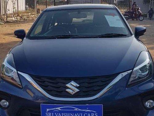 2019 Maruti Suzuki Baleno Petrol MT in Hyderabad
