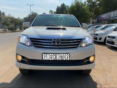 2016 Toyota Fortuner AT for sale in Vadodara