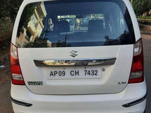 Used 2011 Maruti Suzuki Wagon R LXI MT in Hyderabad