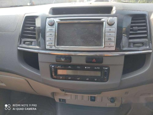 Used 2012 Toyota Fortuner 4x2 Manual MT for sale in Ahmedabad