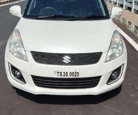 Maruti Suzuki Swift VXI 2016 MT in Hyderabad
