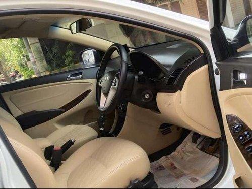 Hyundai Fluidic Verna 2011 MT for sale in Nagar