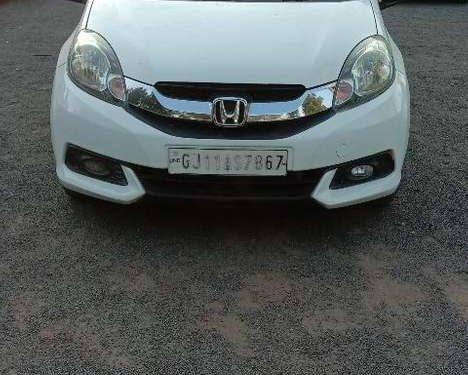 2015 Honda Mobilio V i-DTEC MT for sale in Rajkot