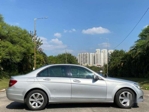 2014 Mercedes Benz C-Class 220 AT for sale in Hyderabad-10