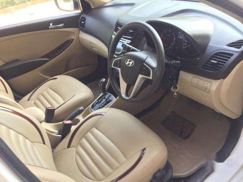 Used 2014 Hyundai Verna 1.6 CRDi SX AT for sale in Vadodara