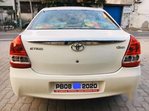 2015 Toyota Etios GD MT for sale in Jalandhar