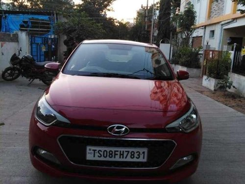 2017 Hyundai Elite i20 Sportz 1.2 MT for sale in Hyderabad