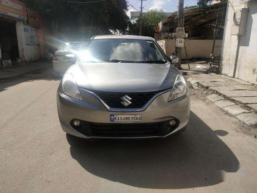 2016 Maruti Suzuki Baleno Delta Automatic AT for sale in Nagar
