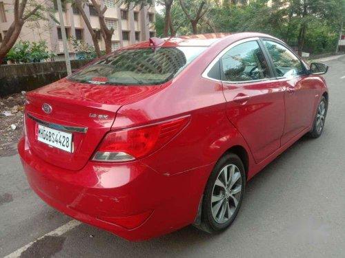 2017 Hyundai Fluidic Verna MT for sale in Thane