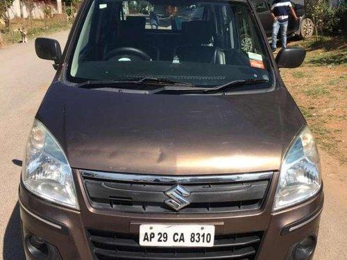 Maruti Suzuki Wagon R LXI 2013 MT in Hyderabad