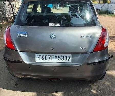 2017 Maruti Suzuki Swift VDI MT for sale in Hyderabad