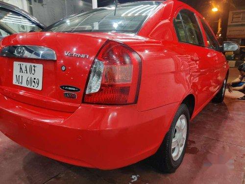 Used 2008 Hyundai Verna MT for sale in Nagar