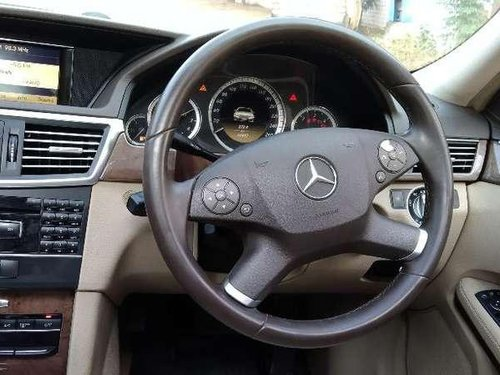 2012 Mercedes Benz E Class AT for sale in Chandigarh