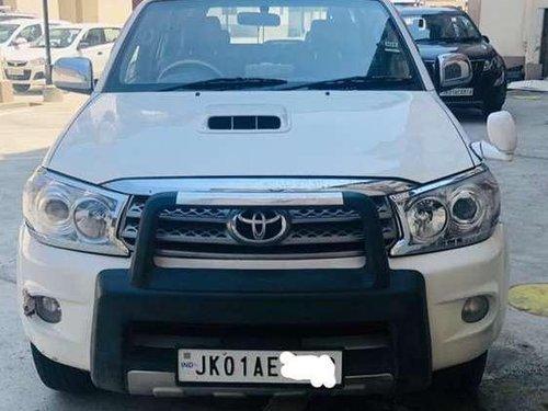 Used Toyota Fortuner 2010 MT for sale in Srinagar