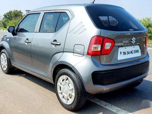 Maruti Suzuki Ignis 1.2 Sigma 2018 MT For sale in Namakkal