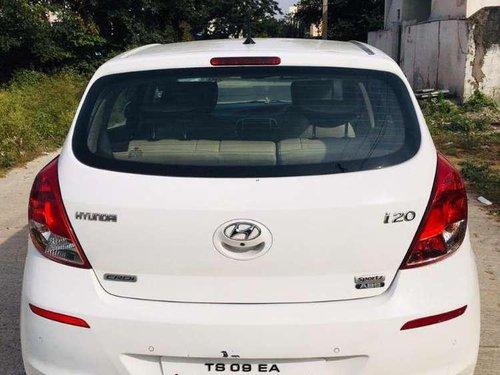 Used 2014 Hyundai i20 Sportz 1.4 CRDi MT for sale in Hyderabad