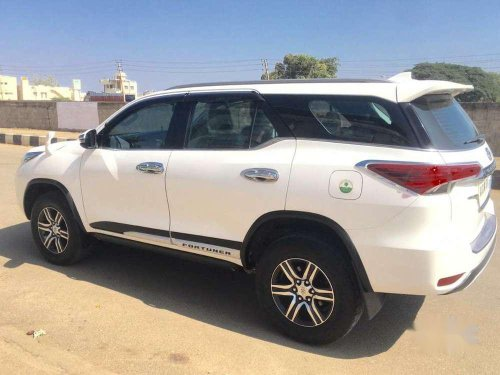 Used 2018 Toyota Fortuner 4x2 Manual MT for sale in Chitradurga