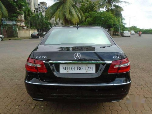 Used 2013 Mercedes Benz E Class AT for sale in Mumbai