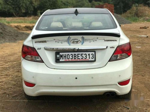 Hyundai Verna CRDi 1.6 SX Option 2012 MT for sale in Mumbai