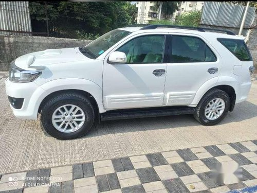 2014 Toyota Fortuner MT for sale in Pune