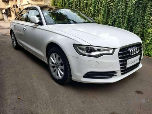 Used 2013 Audi A6 2.0 TDI AT for sale in Mumbai