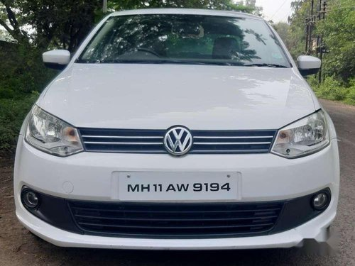 2012 Volkswagen Vento MT for sale in Satara