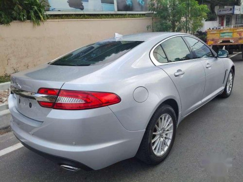 2013 Jaguar XF Diesel AT in Hyderabad-2
