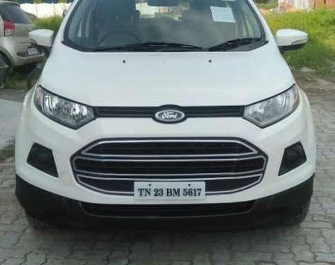 2013 Ford EcoSport MT for sale in Vellore