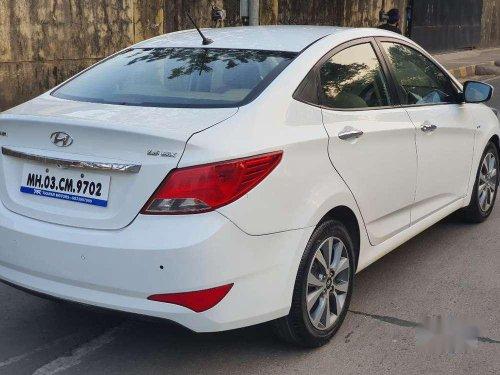 Hyundai Fluidic Verna 2017 MT for sale in Mumbai
