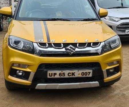 Maruti Suzuki Vitara Brezza ZDi 2016 MT for sale in Rampur