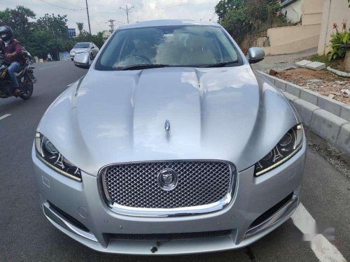 2013 Jaguar XF Diesel AT in Hyderabad