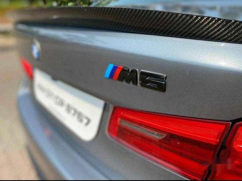 2017 BMW 5 Series 530d M Sport AT in Mumbai