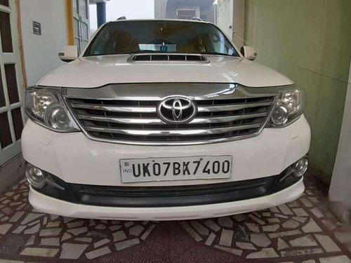 Used 2015 Toyota Fortuner MT for sale in Dehradun