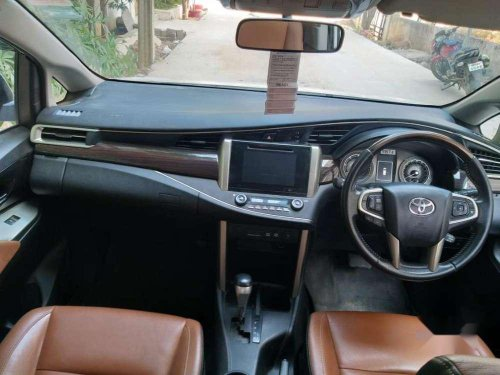 Used 2017 Toyota Innova Crysta AT for sale in Hyderabad