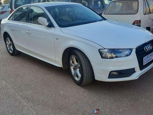 2013 Audi A4 2.0 TDI AT for sale in Bhilai