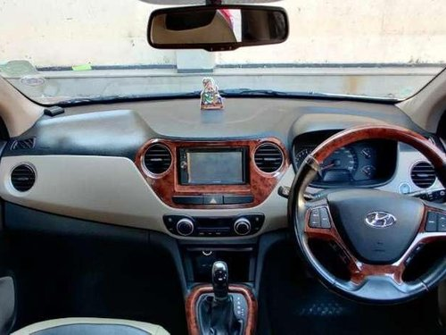 2015 Hyundai Xcent AT for sale in Thane