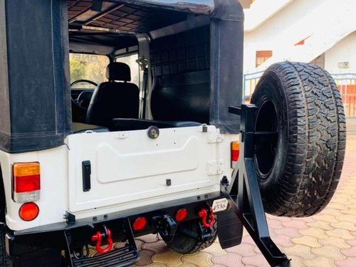 2016 Mahindra Thar MT for sale in Kolhapur-9