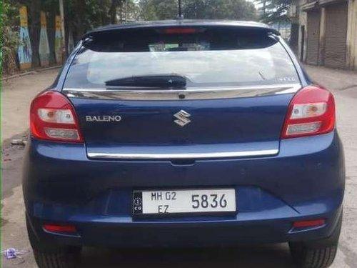 Maruti Suzuki Baleno 2018 Petrol MT for sale in Thane