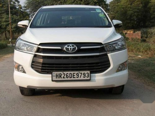 Used 2017 Toyota Innova Crysta AT for sale in Gurgaon