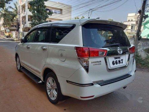 Toyota Innova Crysta 2018 AT in Hyderabad