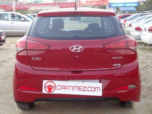2016 Hyundai Elite i20 MT for sale in Hyderabad