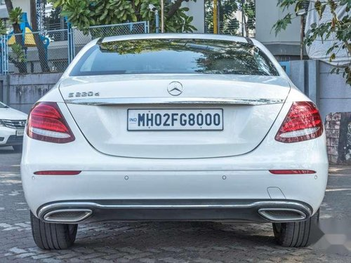 2019 Mercedes Benz E Class AT for sale in Mumbai
