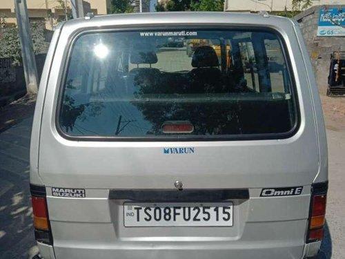 2018 Maruti Suzuki Omni MT for sale in Karimnagar