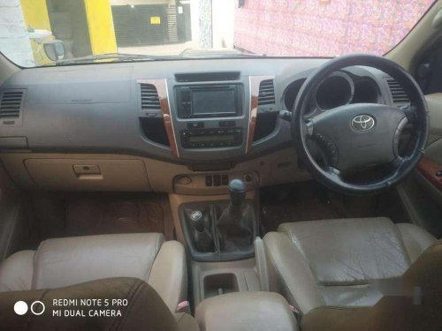 2011 Toyota Fortuner MT for sale in Hyderabad