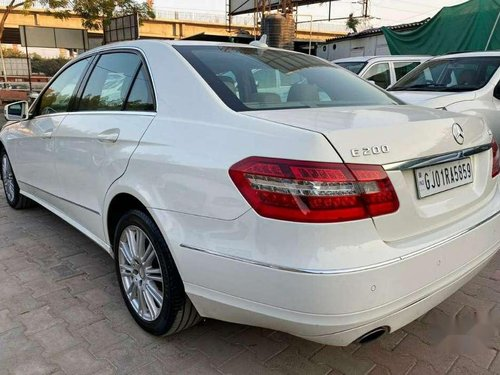 Mercedes Benz E Class 2011 AT in Ahmedabad