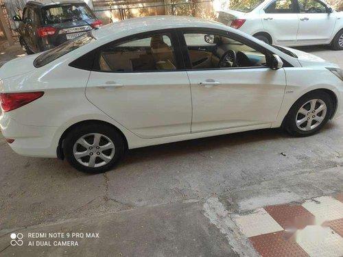 Hyundai Verna 1.6 CRDI 2013 MT in Hyderabad