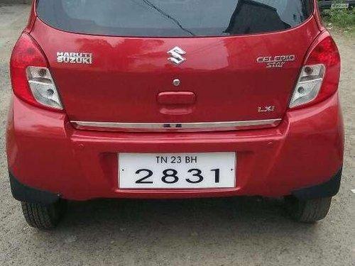 Maruti Suzuki Celerio 2014 MT for sale in Salem