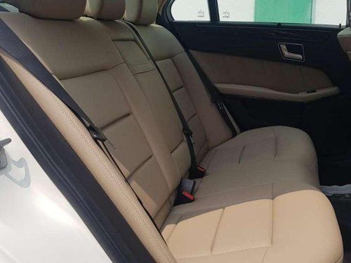 Used 2012 Mercedes Benz E Class AT in Coimbatore
