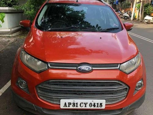 2014 Ford EcoSport MT for sale in Visakhapatnam